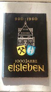 Buch 960 - 1960 - 1000 Jahre Eisleben