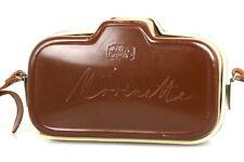 Zeiss Ikon Bereitschaftstasche für Movinette, Leder, braun