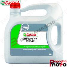 CA154F73 OLIO CASTROL INBOARD 4T 4L
