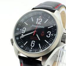 NEW KOMANDIRSKIE K-34 VOSTOK 470612 MILITARY MEN'S WRIST WATCH!!! GMT