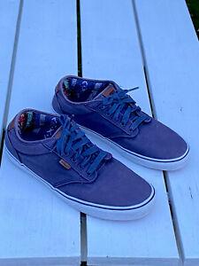 VANS Sneaker Sammler Sneakers Kult getragen gebraucht Skateboard #12