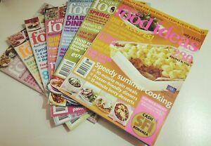 7 x SUPER FOOD IDEAS MAGAZINES - 2006