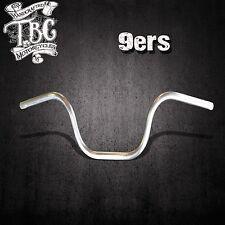 "TBC 9ERS 9"" 7/8"" DOM Mini Apes Sportster, Bobber, Triumph, Harley, Honda,"