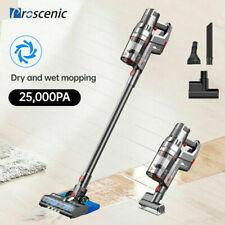 Proscenic P11 Cordless Vacuum Cleaner Stick Handheld Dry Wet Mop Pet Hair 200Aw