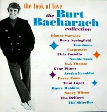 The Look Of Love - The Burt Bacharach Collection, 2 CD Set  - CD, VG
