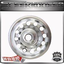 Crank Pulley for Honda 92-95 Civic/Del Sol  Aluminum Performance SILVER  HD9295