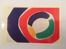 JULES OLITSKI: Postcard Art institute Of Chicago