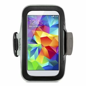 Belkin Slim Fit Arm Band for Samsung Galaxy S5 S4 S4 Activr S3 Sweat Protection