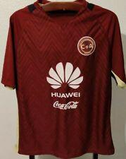 Deportiva Centenario De Leyenda Huawei Coca-Cola Soccer T-Shirt (Men's Large)