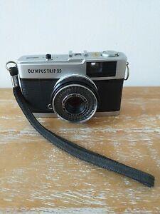 UNTESTED - Olympus Trip 35 camera