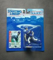 1997 Edition Kenner Starting Lineup Hideo Nomo Action Figure & Trading Card