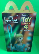 Mcdonalds Toy Story 4 Bo Peep's Happy Meal Box