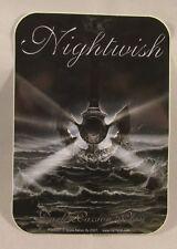 NIGHTWISH DARK PASSION PLAY VINYL STICKER OFFICIAL LICENSED PRODUCT 2007 FINLAND
