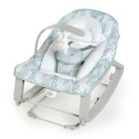 Ingenuity Keep Cozy 3-in-1 Grow W/ Me Bouncer & Rocker Infant To Toddler Seat