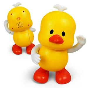 Baby Musical Light Cute Cartoon Dancing Duck Toy Infant Toddler 18+ Months Old