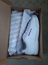 Reebok Mens Classic White Size 9 Mens New in box