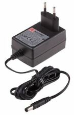 RS Pro, 18W Plug In Power Supply 12V dc, 0 â?? 1.5A Level VI 1 Output, 2.1 x 5.5