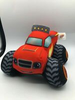 Blaze And The Monster Machines Truck Car Plush Kids Stuffed Toy Doll Nickelodeon