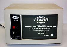 LENCO LWT-3200--MIG/TIG WELDING TRAINER-WELD TRAINING MACHINE
