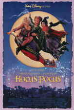 Hocus Pocus 1993 Sarah Jessica Parker Bette Midler Halloween Movie Poster 27x40