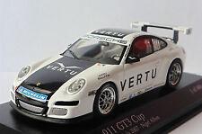 PORSCHE 911 GT3 #5 CARRERA CUP ASIA 2007 NIGEL ALBON MINICHAMPS 400076405 1/43