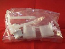 CERNIERE plastica WC BAGNO UNIVERSALE -- made in italy --