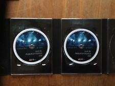 Tangerine Dream live at Augusta Aurica 2CD set only like new never played