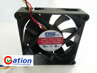 fan for AVC DSSC0715R2L 12V 0.3A 7020 7cm 4wire PWM CPU AMD