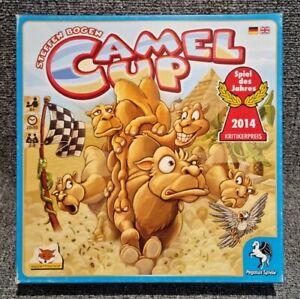 Camel Up Board Game ☆ Pegasus Spiele 2014 ☆ English/German Version