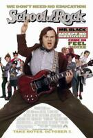 The School of Rock Movie POSTER 11 x 17 Jack Black, Mike White, A