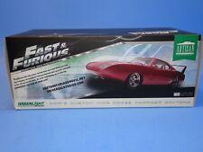 Greenlight Fast & Furious 1:18 Diecast Dom's Custom 1969 Dodge Charger Daytona