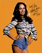 CATHERINE BACH Signed Autographed 11x14 THE DUKES OF HAZZARD DAISY DUKE Photo