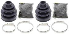 Complete Front Outer CV Boot Repair Kit for Suzuki LT-F4WDX King Quad 300 1996-