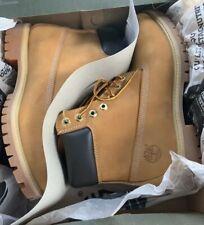 New in box Timberland Premium Waterproof Boot Wheat Men's 4.5