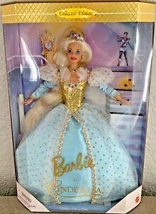 1996 Mattel BARBIE as CINDERLLA Children's Collector Series NIB