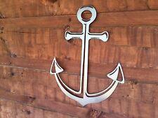 Anchor Nautical Metal Wall Art Home Decor Outdoor Patio Garden