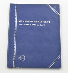 1920-1969 - Canada Small Cents - Collection Set Lot Album *491