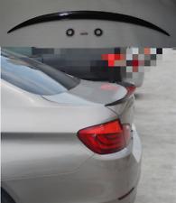ALERÓN TRASERO BMW SERIE 5 F10 SEDÁN PERFORMANCE NEGRO BRILLO SPOILER