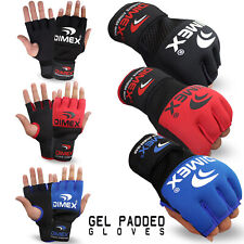 Boxing Neoprene Inner Hand Wraps Padded Sparring Gloves MMA Wrist Long Straps