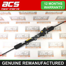 VAUXHALL VECTRA B POWER STEERING RACK 2.5, 2.6 1995 TO 2002 - RECONDITIONED