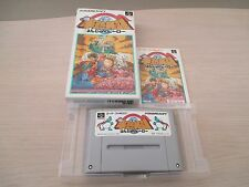 HANJUKU HERO SQUARE RPG SFC SUPER FAMICOM JAPAN IMPORT COMPLETE IN BOX!