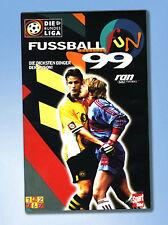 RUN & FUN Fußball Bundesliga-Saison 1998/99 Oliver Kahn BEST OF