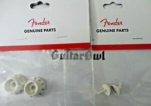 FENDER KNOB + CAP PARCHMENT FENDER S-1 SWITCH STRATOCASTER 0059267049 0059266049