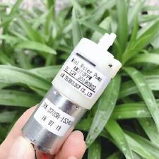 Dc 12v Small Mini 370 Motor Water Pump Micro Air Pump Self Priming Vacuum Pump