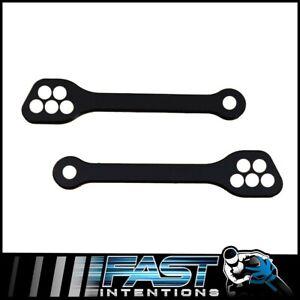 """Fits 1992-2021 Kawasaki Ninja ZX-R Rear Adjustable 1-4"""" Lowering Links Drop Kit"""