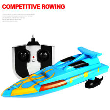 Kid Outdoor Radio Remote Control Twin Motor High Speed Boat RC Racing Toy DP