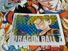 Carte Dragon Ball Z DBZ PP Card Part 25 #1083 Prisme (Version Hard) AMADA 1994