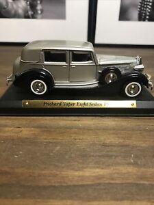 Packard super Eight Sedan 1937 1/43 Métal Véhicule Miniature Collection Atlas