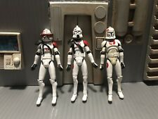 Custom Star Wars The Clone Wars 91st Recon Corps Clone Trooper Commander Neyo