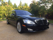 2007 Mercedes-Benz S-Class Base Sedan 4-Door